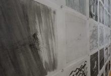 Silke Otto-Knapp in der Galerie der Stadt Schwaz