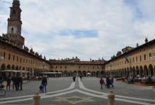 Vigevano bei Mailand