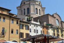 Mantua - zu schön um daran vorbei zu fahren
