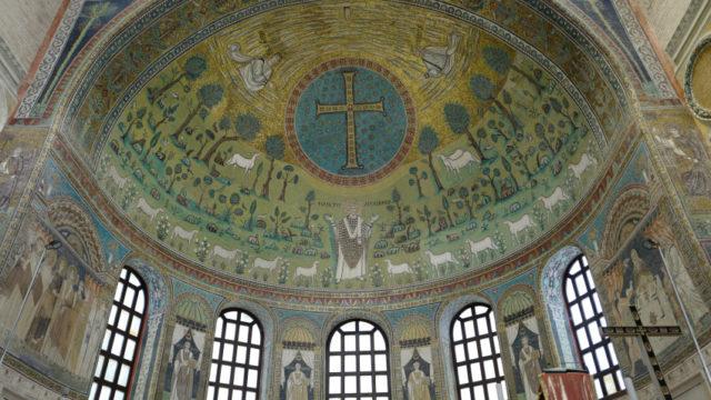 Ravenna oder das Bild einer anderen Kirche